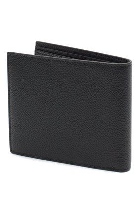 Мужской кожаное портмоне BALENCIAGA черного цвета, арт. 594549/1IZI3 | Фото 2