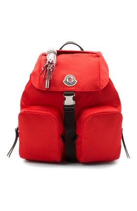Женский рюкзак dauphine large MONCLER красного цвета, арт. F2-09B-5A700-00-02SJJ | Фото 1