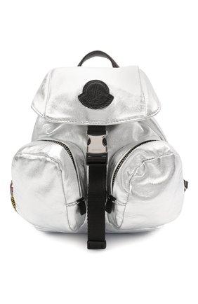 Женский рюкзак dauphine mini MONCLER серебряного цвета, арт. F2-09B-5L702-00-02SJG | Фото 1