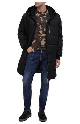 Мужские джинсы DSQUARED2 синего цвета, арт. S74LB0760/S30342 | Фото 2