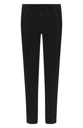 Мужские джинсы DSQUARED2 черного цвета, арт. S74LB0779/S30564 | Фото 1