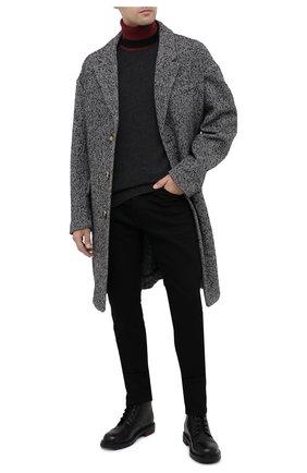 Мужские джинсы DSQUARED2 черного цвета, арт. S74LB0779/S30564   Фото 3
