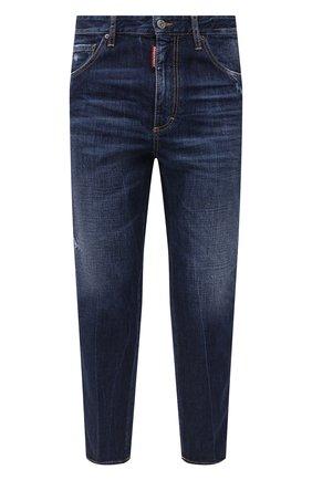 Мужские джинсы DSQUARED2 синего цвета, арт. S74LB0812/S30309 | Фото 1