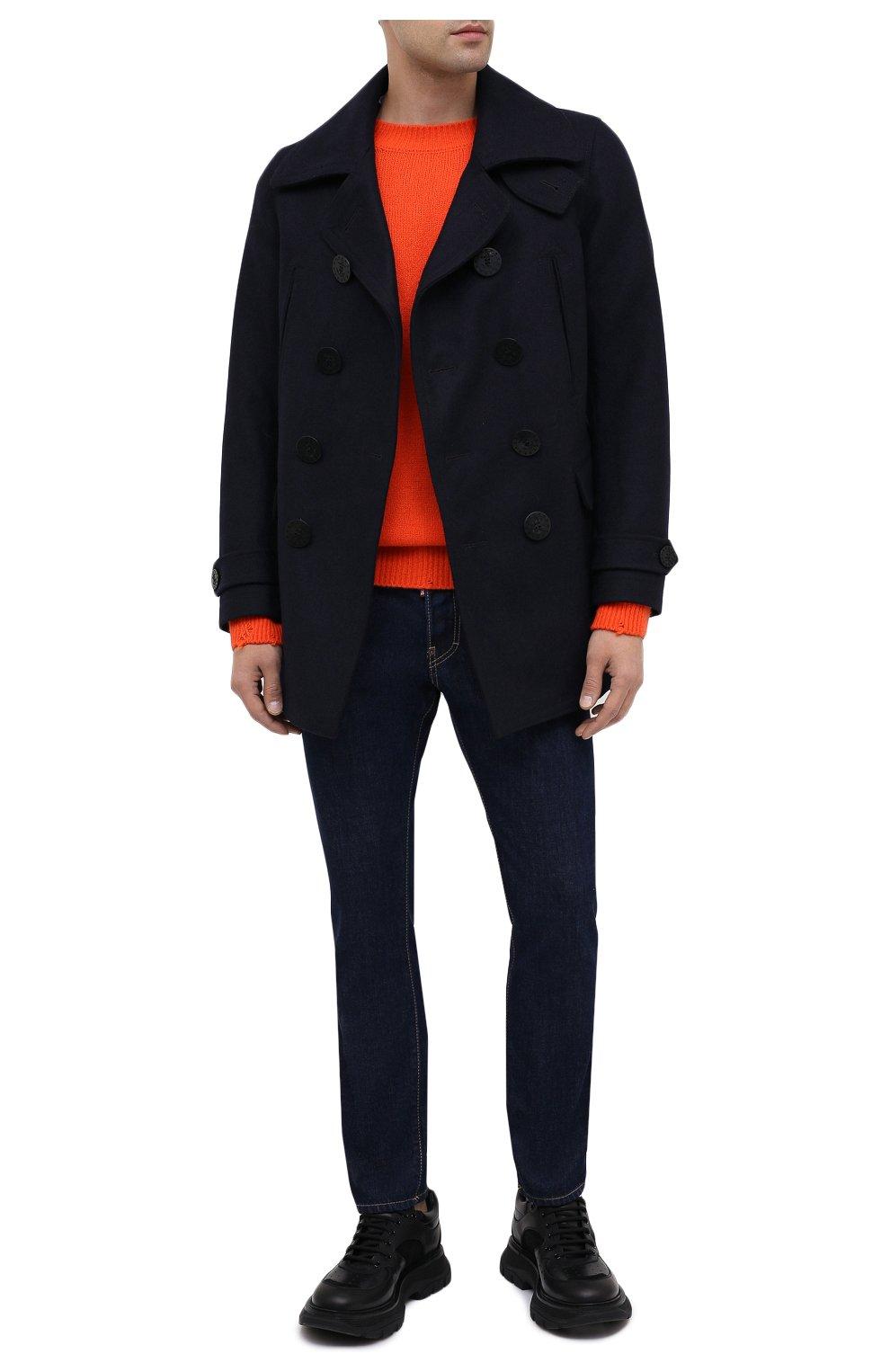 Мужские джинсы DSQUARED2 синего цвета, арт. S74LB0817/S30309 | Фото 2
