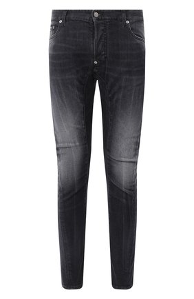 Мужские джинсы DSQUARED2 серого цвета, арт. S74LB0828/S30503 | Фото 1