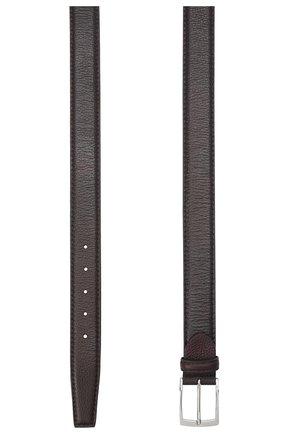 Мужской кожаный ремень BARRETT бордового цвета, арт. 81B536.3/CERV0 ASP0RTABILE | Фото 2