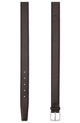 Мужской кожаный ремень BARRETT коричневого цвета, арт. 81B536.13/CERV0 ASP0RTABILE | Фото 2