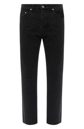 Мужские джинсы KENZO черного цвета, арт. FA65DP2002ED | Фото 1