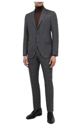 Мужской шерстяной костюм SARTORIA LATORRE серого цвета, арт. A6I7EF Q81294 | Фото 1
