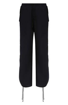 Мужские шерстяные брюки OAMC темно-синего цвета, арт. 0AMR310133 0R201500 | Фото 1