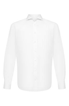 Мужская хлопковая сорочка VAN LAACK белого цвета, арт. RES0-SFN/160182 | Фото 1