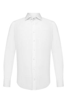 Мужская хлопковая сорочка VAN LAACK белого цвета, арт. RIVARA-SF/150185 | Фото 1