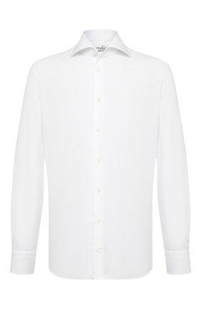 Мужская хлопковая сорочка VAN LAACK белого цвета, арт. RIVARA-SFN/132241 | Фото 1