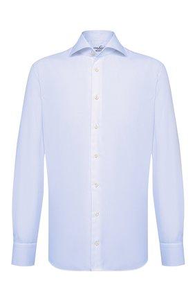 Мужская хлопковая сорочка VAN LAACK голубого цвета, арт. RIVARA-SFN/132241 | Фото 1