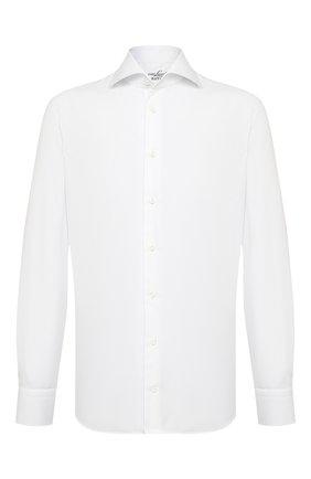 Мужская хлопковая сорочка VAN LAACK белого цвета, арт. RIVARA-TF/150182 | Фото 1