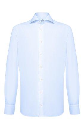 Мужская хлопковая сорочка VAN LAACK голубого цвета, арт. RIVARA-TF/150182 | Фото 1
