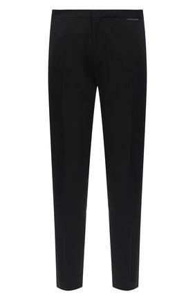 Мужской брюки BOSS черного цвета, арт. 50440340 | Фото 1