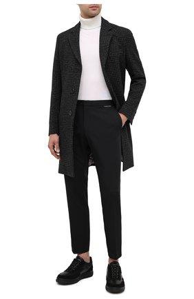 Мужской брюки BOSS черного цвета, арт. 50440340 | Фото 2