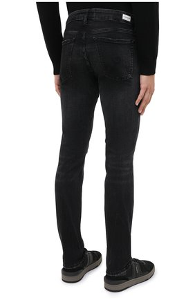 Мужские джинсы DON THE FULLER темно-серого цвета, арт. DHW0/MILAN0/DTF/PAY | Фото 4