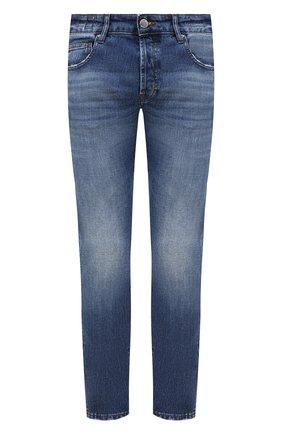 Мужские джинсы DON THE FULLER синего цвета, арт. DHW0/MILAN0/DTF/UT | Фото 1