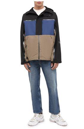 Мужская куртка 7 moncler fragment hiroshi fujiwara MONCLER GENIUS разноцветного цвета, арт. F2-09U-1B700-10-539JJ | Фото 2