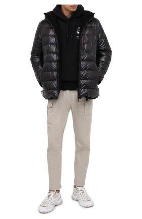 Мужская двусторонняя куртка 2 moncler 1952 MONCLER GENIUS черного цвета, арт. F2-092-1B526-70-549SS | Фото 2