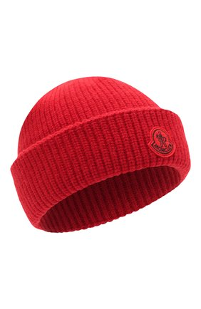 Мужская шерстяная шапка 2 moncler 1952 MONCLER GENIUS красного цвета, арт. F2-092-9Z704-00-A9578 | Фото 1