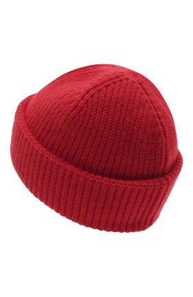 Мужская шерстяная шапка 2 moncler 1952 MONCLER GENIUS красного цвета, арт. F2-092-9Z704-00-A9578 | Фото 2