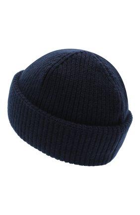 Мужская шерстяная шапка 2 moncler 1952 MONCLER GENIUS темно-синего цвета, арт. F2-092-9Z704-00-A9578 | Фото 2