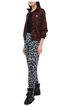 Женская куртка KENZO бордового цвета, арт. FA62BL7684CA | Фото 2