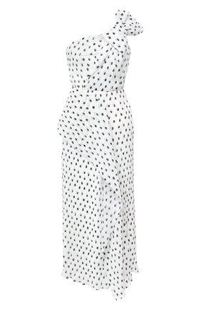 Женское платье ROLAND MOURET белого цвета, арт. PW20/S0973/F0461 | Фото 1