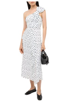 Женское платье ROLAND MOURET белого цвета, арт. PW20/S0973/F0461 | Фото 2