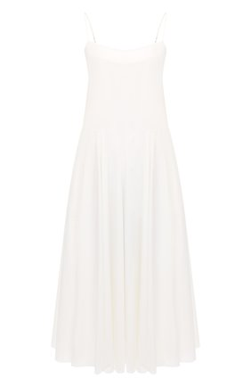 Женское хлопковое платье THREE GRACES белого цвета, арт. TGL DR6097 | Фото 1