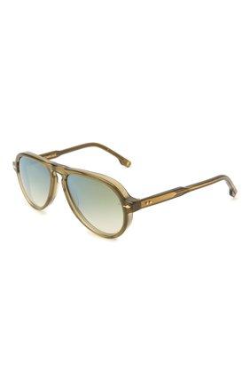 Мужские солнцезащитные очки JACQUES MARIE MAGE хаки цвета, арт. M0NTANA JMMMN-3N | Фото 1