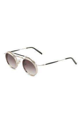 Мужские солнцезащитные очки MATSUDA серебряного цвета, арт. 2903H BS | Фото 1