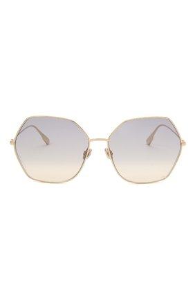 Женские солнцезащитные очки DIOR сиреневого цвета, арт. DI0RSTELLAIRE8 J5G FF | Фото 3
