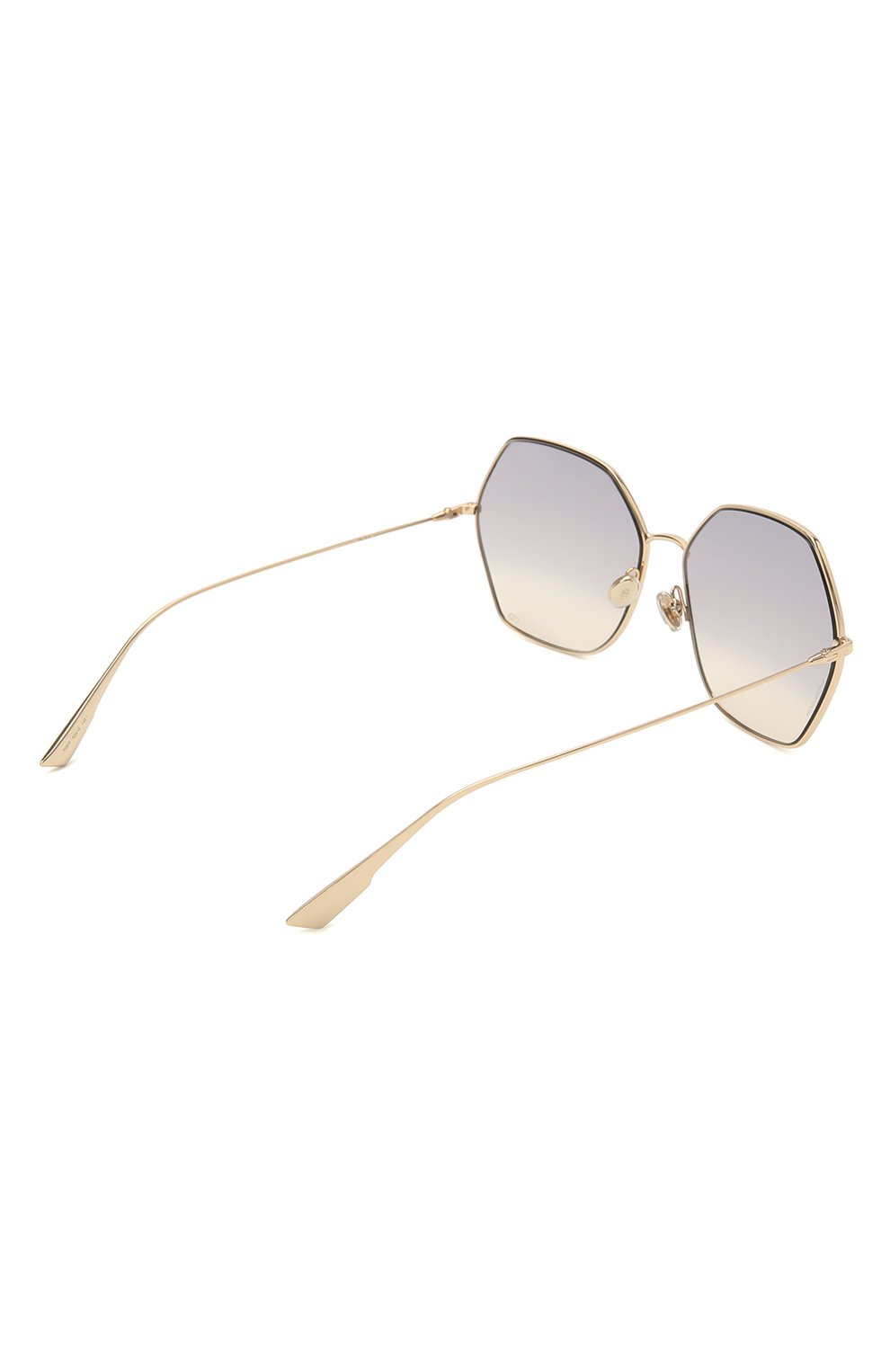 Женские солнцезащитные очки DIOR сиреневого цвета, арт. DI0RSTELLAIRE8 J5G FF | Фото 4
