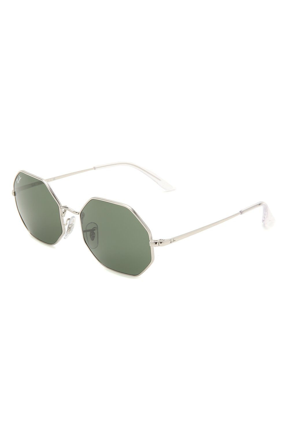 Женские солнцезащитные очки RAY-BAN серебряного цвета, арт. 1972-914931 | Фото 1