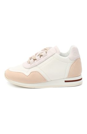 Замшевые кроссовки   Фото №2