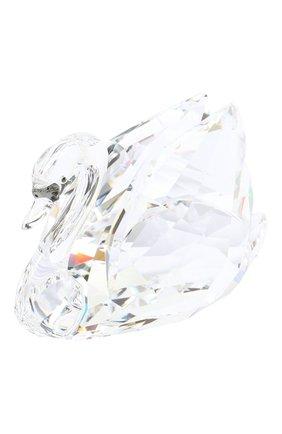 Мужского фигурка swan small SWAROVSKI прозрачного цвета, арт. 5400171   Фото 2