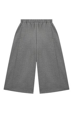 Детские брюки IL GUFO серого цвета, арт. A20PR042WR003/5A-8A | Фото 1