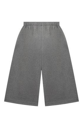 Детские брюки IL GUFO серого цвета, арт. A20PR042WR003/5A-8A | Фото 2