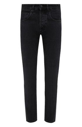 Мужские джинсы DON THE FULLER темно-серого цвета, арт. DHW0/B0ST0N/DTF/72UC | Фото 1
