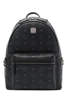 Женский рюкзак stark medium MCM черного цвета, арт. MMK AAVE32 | Фото 1