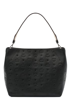 Женский сумка klara medium MCM черного цвета, арт. MWH AAKM03 | Фото 1