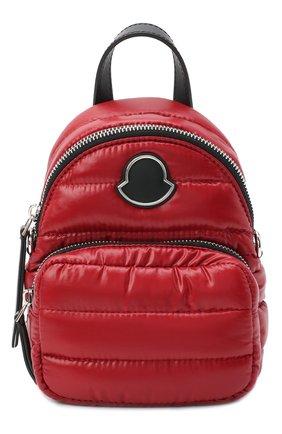 Женский рюкзак kilia small MONCLER красного цвета, арт. F2-09B-5L600-10-02SJN | Фото 1