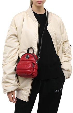 Женский рюкзак kilia small MONCLER красного цвета, арт. F2-09B-5L600-10-02SJN | Фото 2