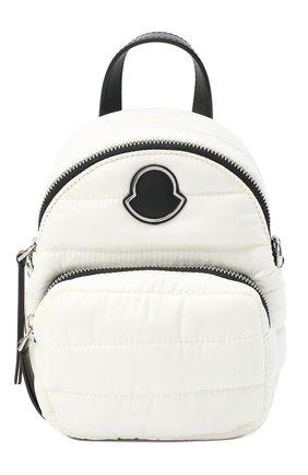 Женский рюкзак kilia small MONCLER белого цвета, арт. F2-09B-5L600-10-02SJN | Фото 1