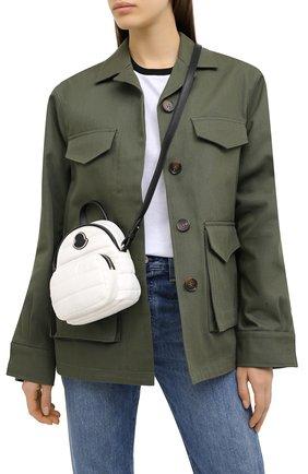 Женский рюкзак kilia small MONCLER белого цвета, арт. F2-09B-5L600-10-02SJN | Фото 2