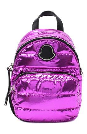 Женский рюкзак kilia small MONCLER фуксия цвета, арт. F2-09B-5L600-10-02SJP   Фото 1